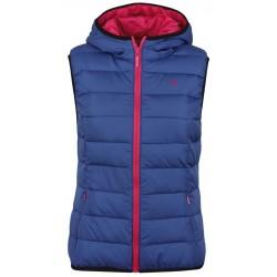 Loap IREMA dámská sportovní vesta, modrá