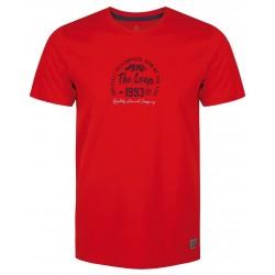 Loap BRANDEN pánské triko, červená G20G