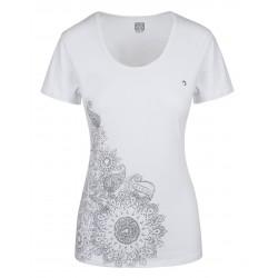 Loap APOLONA dámské triko, bílé A14A