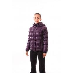 Dámská zimní bunda NORTHFINDER BU-4133SI, fialová