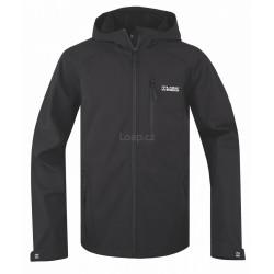 Pánská softshellová bunda Loap LENS, černá