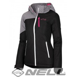 Dámská lyžařská bunda Nell DANETTE W14800, černá