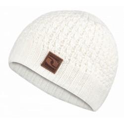 Zimní čepice Loap ZIMMO, bílá, vel.52