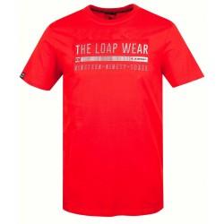 Pánské tričko Loap BRAXTON, oranžová
