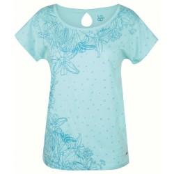 Dámské tričko Loap AMERIKA, modrá