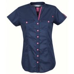 Dámská košile Loap NEOLA, modrá