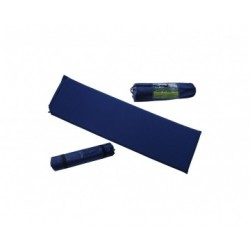 Matrace ACRA samonafukovací 3 cm, modrá