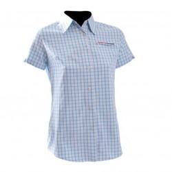 Dámská košile NorthFinder KO-4015OR, modrá