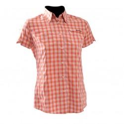 Dámská košile NorthFinder KO-4015OR, červená
