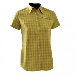 Dámská košile NorthFinder KO-4015OR, zelená