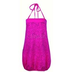 Dámské sportovní šaty Loap BESSI, růžová