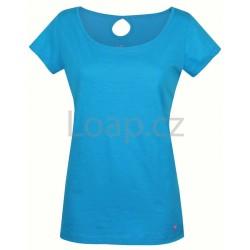 Dámské tričko Loap ZUZI, modrá