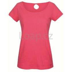 Dámské tričko Loap ZUZI, oranžová