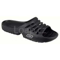 Loap BULDOCK sportovní pantofle, černá