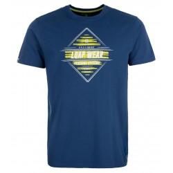Loap BERGER triko pánské, modrá