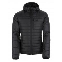Loap IZOD, prošívaná zimní bunda do města, černá