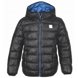 Loap BERNICE dětská bunda zimní, černá
