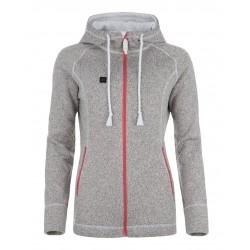 Loap GAJDA dámský sportovní svetr, šedá