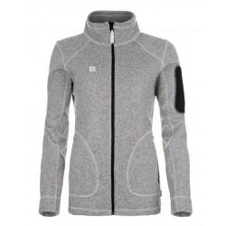 LOAP GAREN sportovní dámský svetr, šedá