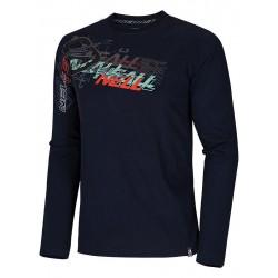 NELL DAMIAN W14110 pánské tričko, modrá
