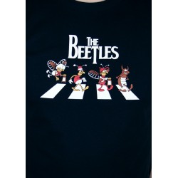 BEATLES pánské tričko BASTARD