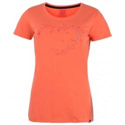 Loap BRITHE dámské triko, oranžová