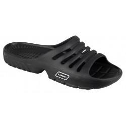Loap BULDOCK pánské sportovní pantofle, černá