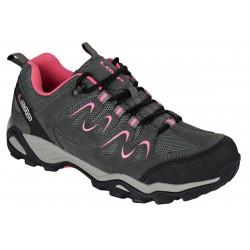 Loap SHER dámské outdoorové boty, růžová