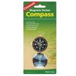 Kompas uzavíratelný chromovaný 40mm Coghlan´s