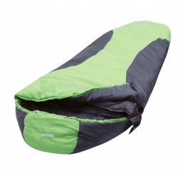 Dětský spací pytel Loap BASE kid zelený