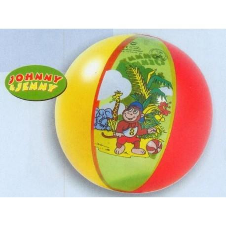 Nafukovací míč 6dílný JOHNYaJENNY