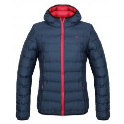 Loap ITARIEMA dámská zimní bunda, modrá