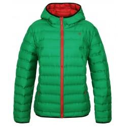 Loap ITARIEMA dámská zimní bunda, zelená