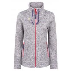 Loap GENOVENA dámský sportovní svetr, sv.šedý