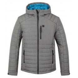 Loap TOTORO pánská zimní bunda do města, šedá