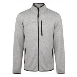Loap GYLLY pánský sportovní svetr, šedý