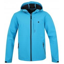 Loap UZI pánská softshellová bunda, modrá