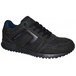 Loap BYRNE pánská obuv, černá