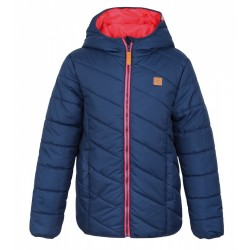 Loap ULRICH dětská zimní bunda, modrá L23L