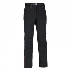 Pánské softshellové kalhoty NO-3231OR, černá