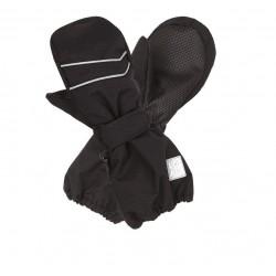 Loap NICOLAS dětské zimní palčáky, černá