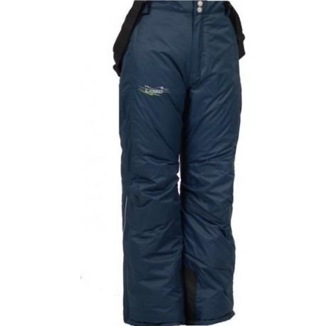 Loap ALTE dětské lyžařské kalhoty, šedé