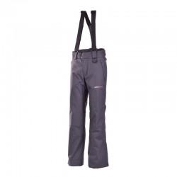NORTHFINDER pánské lyžařské kalhoty NO-3155SI WARREN, černé