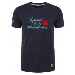 Loap BOYLD pánské triko, modré M83M
