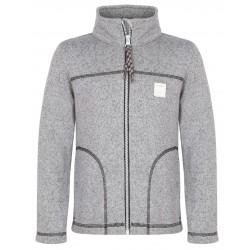 Loap KARGUS dětský svetr, šedý T50T
