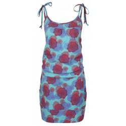 Loap ANIKA dámské šaty, sv. modré M69X