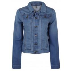 Loap DIPIPA dámská mikina/bunda, modrá L06L