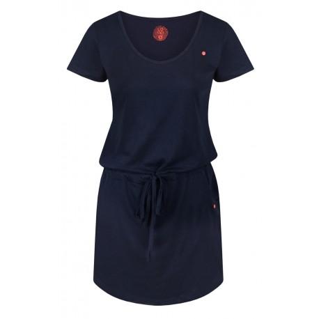 Loap ATMO dámské šaty, modré M83M