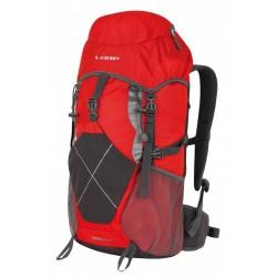 Turistický batoh Loap VENTRO 36+5, červený G19T