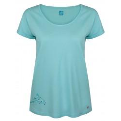 Loap AMERI dámské triko, modré M69M